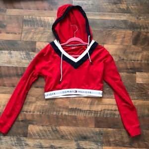 Cropped Tommy Hilfiger Sweater